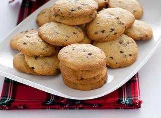 Ricetta Chocolate chips cookies dagli Stati Uniti d'America