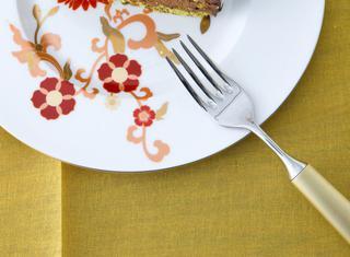 Ricetta Torta al pistacchio con mousse al mandarino