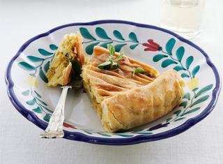 Ricetta Torta di zucchine ligure