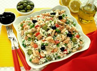 Super-insalata di riso