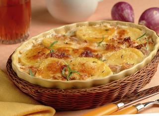 Ricetta Torta rustica di patate