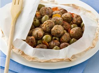 Ricetta Polpettine alle olive