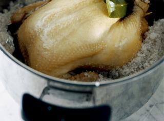 Ricetta Pollo al sale