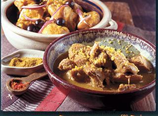 Ricetta Bocconcini di vitello al curry