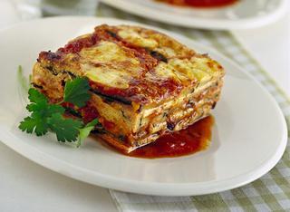 Parmigiana arricchita