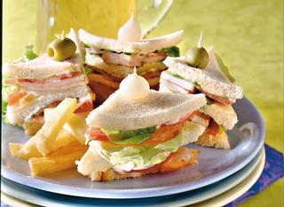 Sandwich all'americana