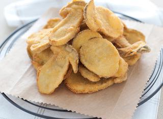 Ricetta Funghi fritti impanati