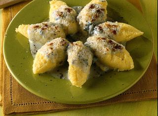 Ricetta Gnocchi di polenta al gorgonzola