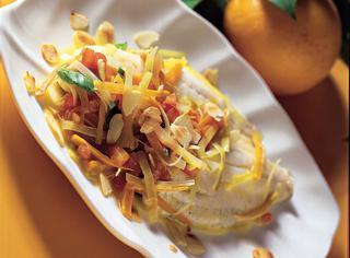 Ricette come cucinare i filetti di sogliola fritti le for Cucinare sogliola