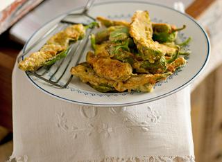 Ricetta Peperoni impanati e fritti alla ligure