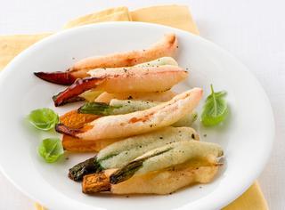 Ricetta Frittelle di verdure in pastella