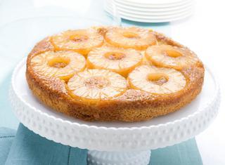Ricetta Torta all'ananas sciroppata