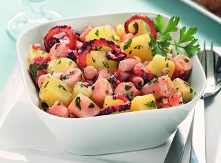 Ricetta Polpo in insalata