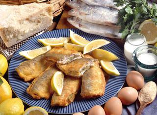 Ricetta Sandwich di pesce persico