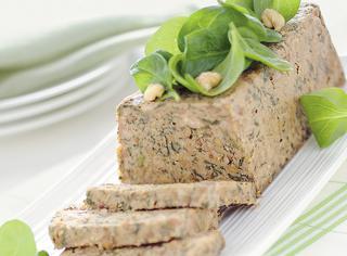 Ricetta Polpettone di lenticchie e spinaci