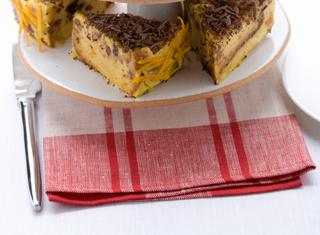 Ricetta Torta bavarese di panettone