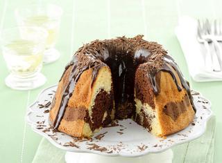 Ricetta Torta marmorizzata al peperoncino
