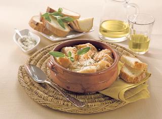 Panada ( Zuppa di pane )