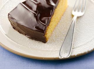 Ricetta Torta glassata