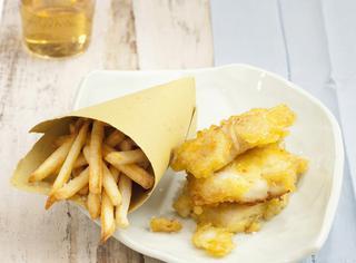 Ricetta Fish & chips: pesce fritto con patatine