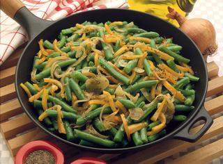 Ricetta Fagiolini in padella
