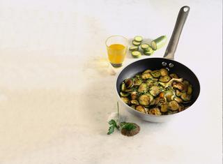 Ricetta Zucchine in padella