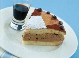 Ricetta Quattro quarti al profumo di vaniglia e caffè
