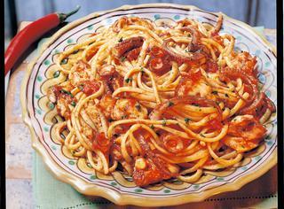 Polpo congelato ricette in umido le ricette di for Cucinare moscardini