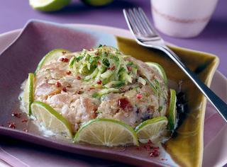 Ricetta Tartare di tonno e zucchine