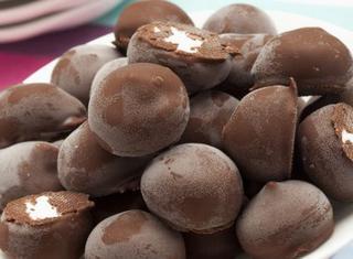 Ricetta Bon bon gelati ricoperti di cioccolato
