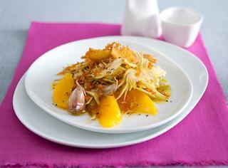 Ricetta Insalata di arance e carciofi