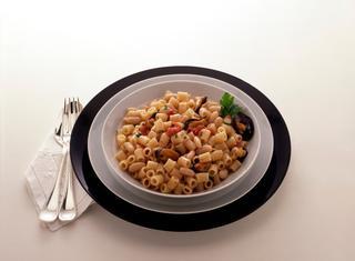 Ricetta Pasta con cozze e fagioli