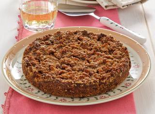 Ricetta Torta di pane alla frutta secca