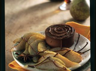 Ricetta Panna cotta al cacao e maraschino
