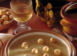 Crema di patate Parmentier