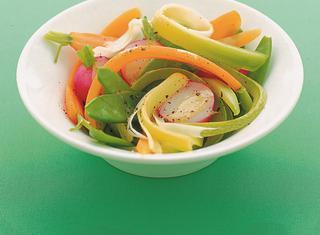 Ricetta Verdure con salsa alla senape