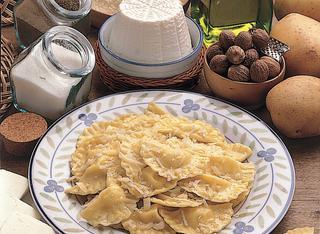 Tortelli romagnoli di patate