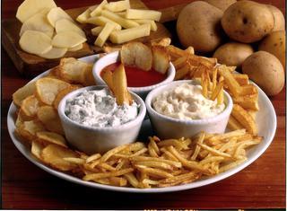 Ricetta Patate fritte a bastoncino