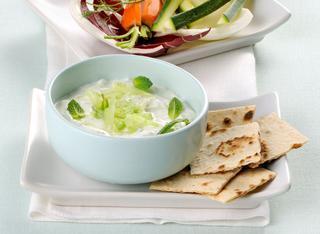 Ricetta Salsa allo yogurt
