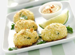Ricetta Polpette di pesce e patate
