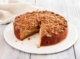 Ricetta Torta di mele con farina di segale