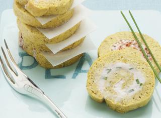 Ricetta Girelle salate ai semi di zucca