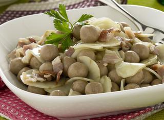 Ricetta Gnocchi di farina di castagne e topinambur