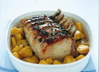 Ricetta Carrè di maiale in agrodolce