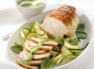 Ricette zucchine al verde le ricette di giallozafferano for Cucinare zucchine trombetta