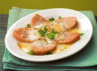 Gnocchi di castagne al gorgonzola