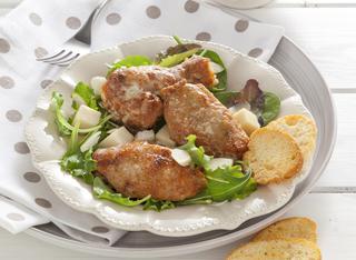 Ricetta Ali di pollo piccanti con salsa allo yogurt