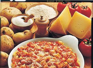 Gnocchi casentinesi