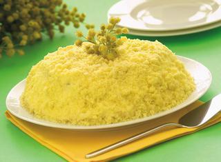 Ricetta Torta mimosa classica