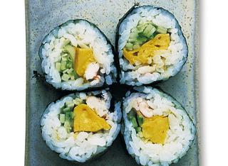 I Norimaki sushi